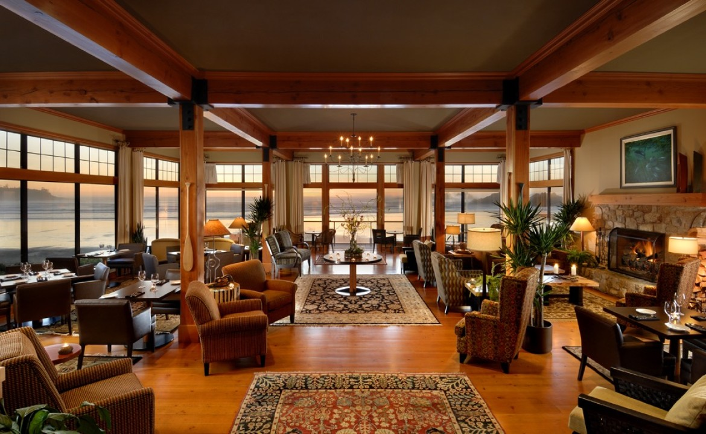 Middle Beach Lodge Tofino Restaurant