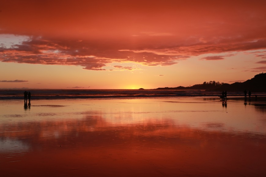 Tofino Sunset by Jill Nancy Photography