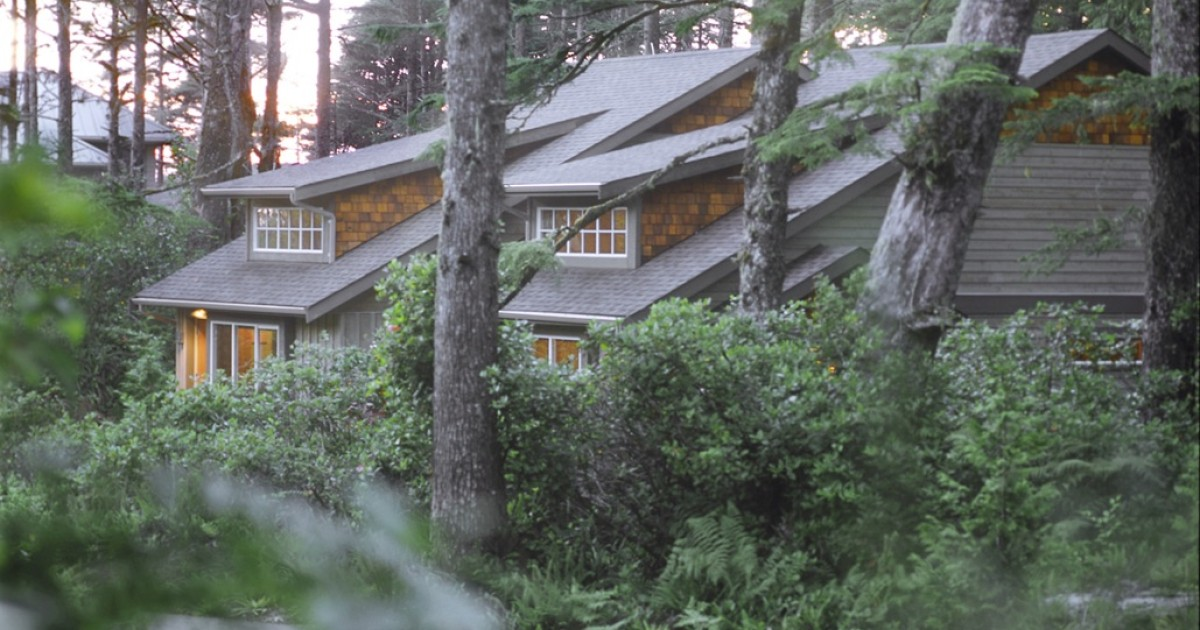 Long Beach Lodge Resort Tofino Cottages