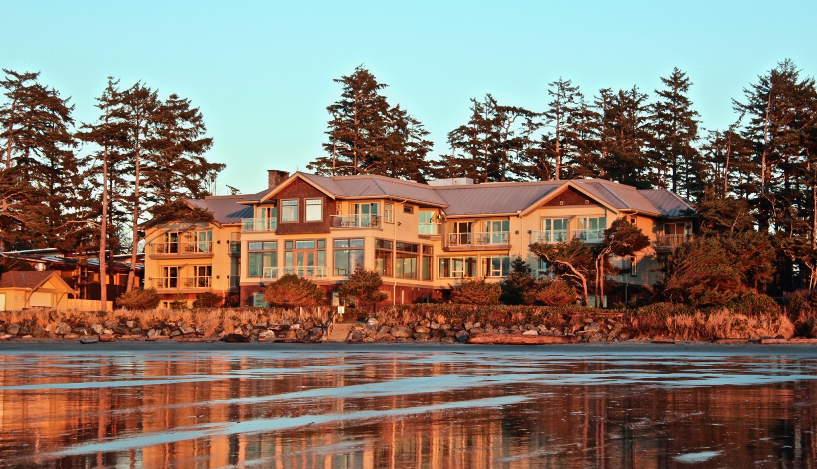Tofino's Luxury Adventure Resort